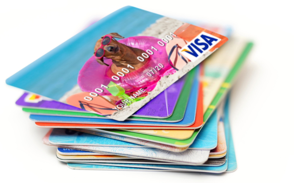 Personalize It - Your favorite photo on your PA Central Debit or Credit Card