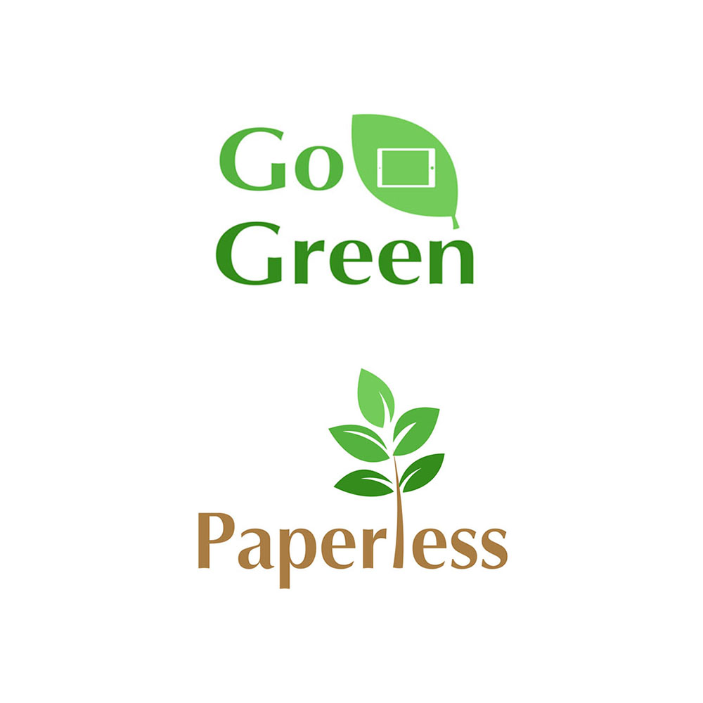 e-Statements - Go Green save paper with secure online statements