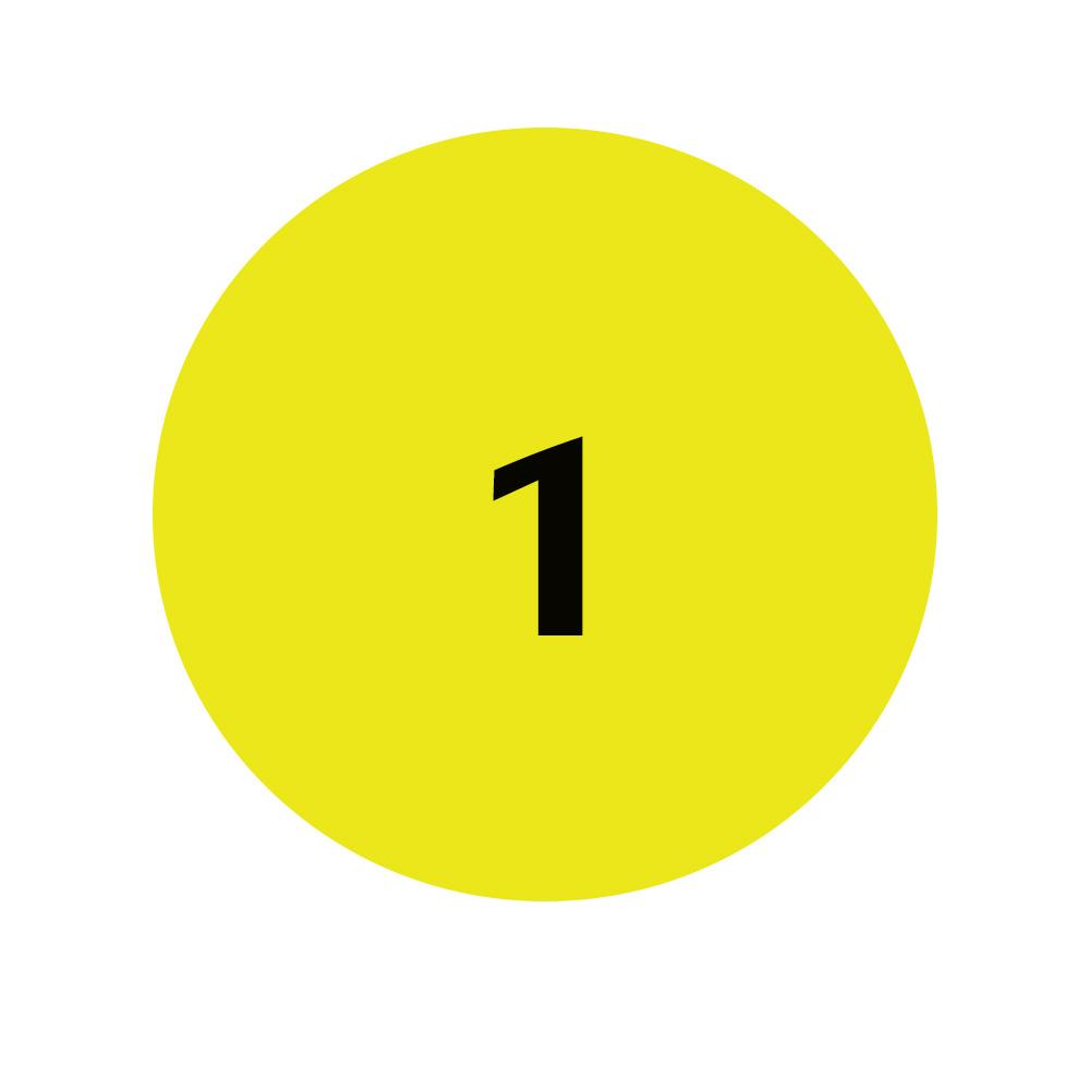 Number 1 bullet
