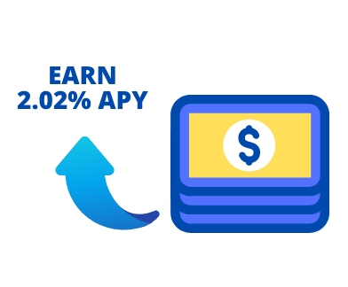 HD Checking Logo - Earn 2.02% APY